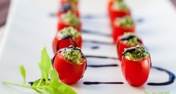 Pesto bites