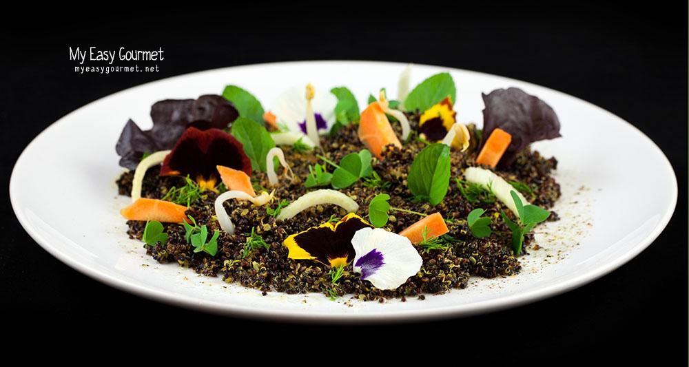 Quinoa Garden