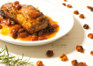 Pork Tenderloin with Golden berry sauce
