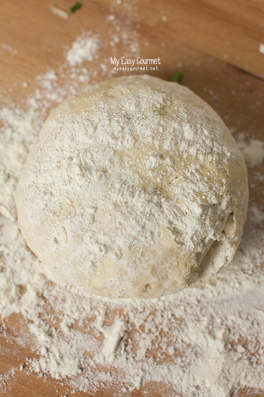 Pie dough, the healthy way