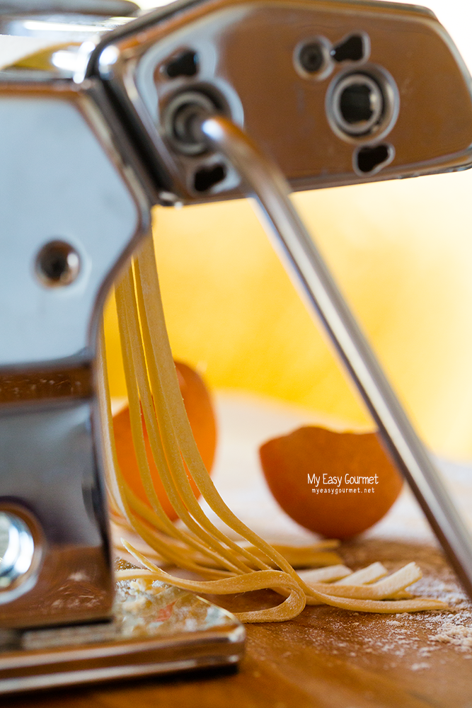 Fresh Pasta from Scratch