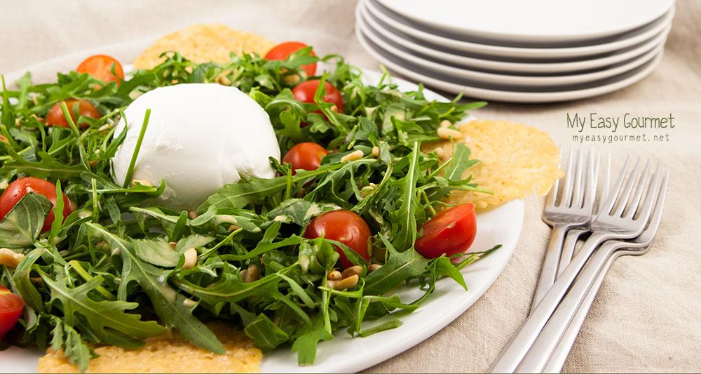 Mozzarella di Bufala Salad